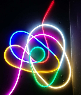 圆形柔性灯带