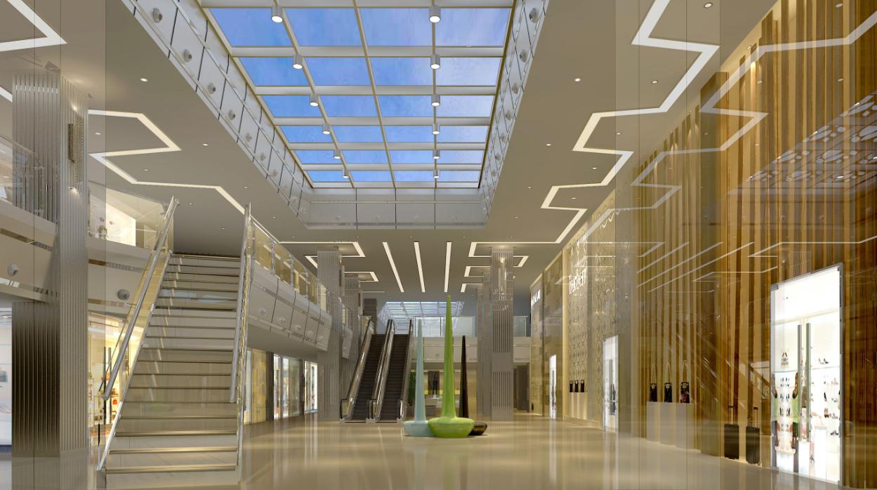 led灯带厂家 商场环境·mall